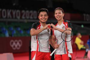Olimpiade Tokyo 2020 - Resmi, Greysia/Apriyani Bakal Hadapi Wakil China di Final