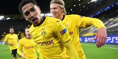 Jadi Incaran Liverpool, Borussia Dortmund Tetapkan Harga untuk Jude Bellingham