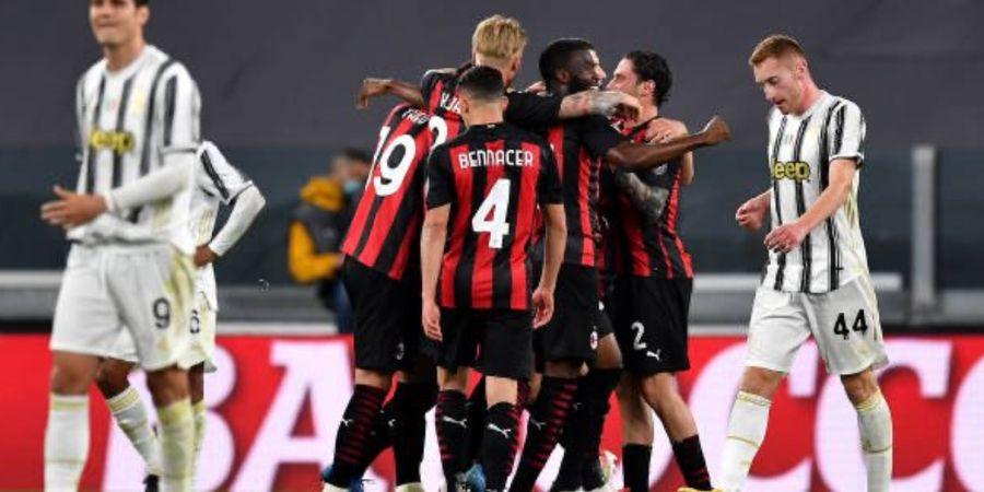 Juventus Vs AC Milan - Duel yang Bakal Untungkan I Rossoneri