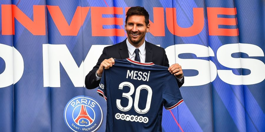Rincian Gaji 3 Tahun Lionel Messi di PSG Bocor, Cristiano Ronaldo Kalah Jauh
