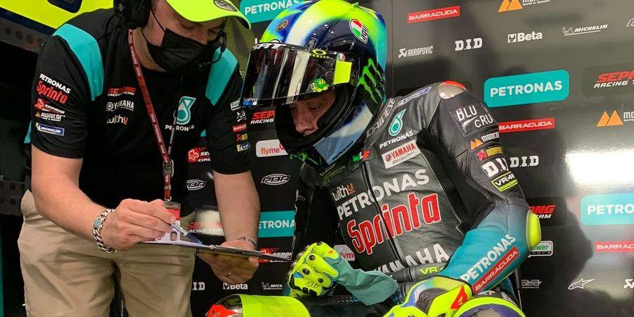 Paruh Kedua MotoGP di Depan Mata, Sohib Sebut Valentino Rossi Jadi Seperti Orang Gila