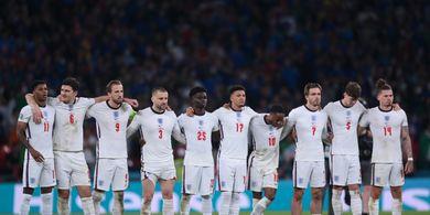 Inggris Gagal Juara EURO 2020, Legenda Brasil Sebut Harry Kane Cs Harusnya Bangga Bisa Tampil di Final