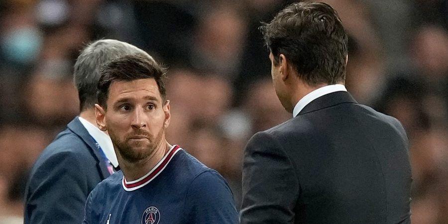 Dikabarkan Bertengkar, Lionel Messi Minta Rekannya di PSG Segera Dijual