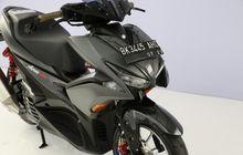 Aerox Dandan Simpel, Dijejali Knalpot Ninja 250 Bukan Cuma Tampilan