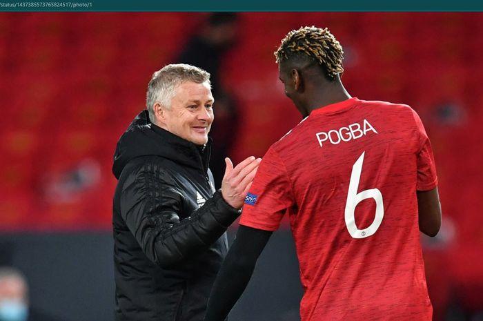 Tak Ada Liga yang Lebih Baik dari Premier League, Paul Pogba Disarankan Bertahan thumbnail