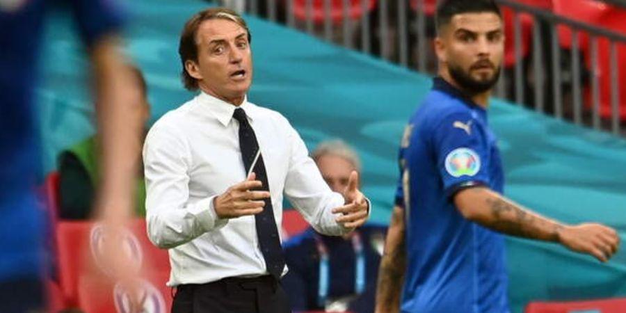 Gli Azzurri Samai Rekor Timnas Brasil, Roberto Mancini Mengeluh