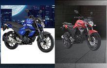 Berbeda dengan Indonesia, Yamaha Byson Facelift Meluncur di India
