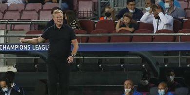 Ronald Koeman Tak Menyesali Keputusannya Datang ke Barcelona