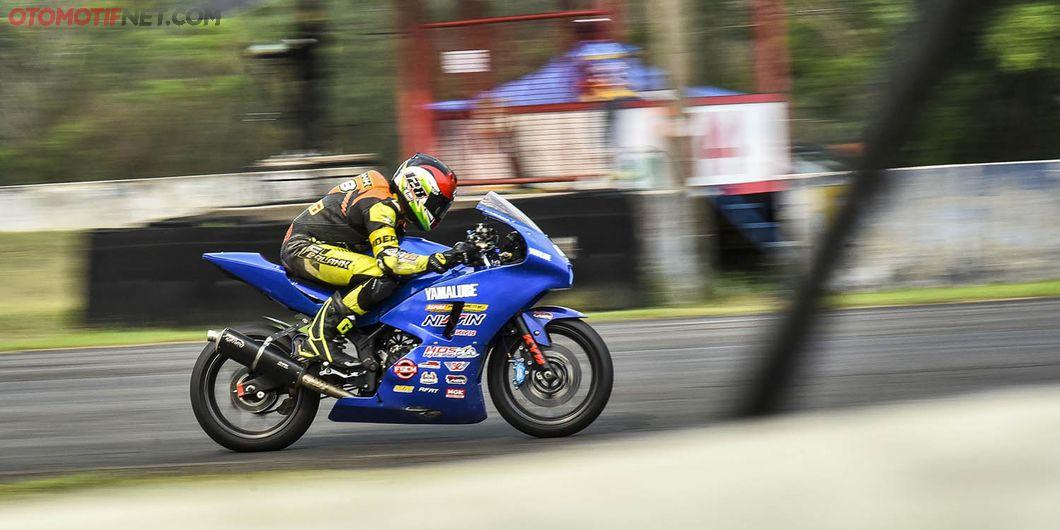 Kelas Pembalap Yamaha Endurance Festival 2018. Photo: Agus Salim