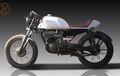Yamaha RXZ Menolak Tua, Ganti Haluan Jadi Cafe Racer