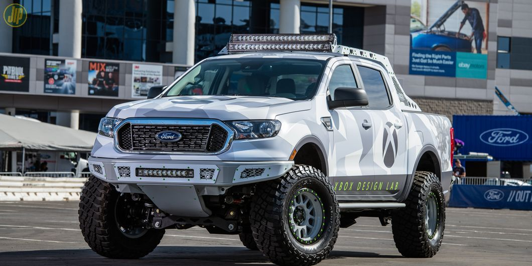 Ford Ranger Addictive Desert Design