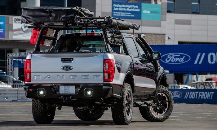 Ford Ranger Base Camp
