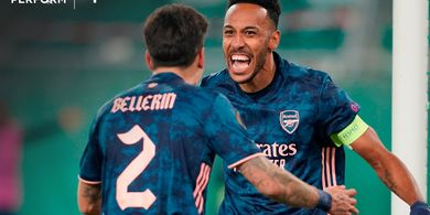 Arsenal Sangat Bergantung pada Aubameyang, Legenda Klub Beri Saran