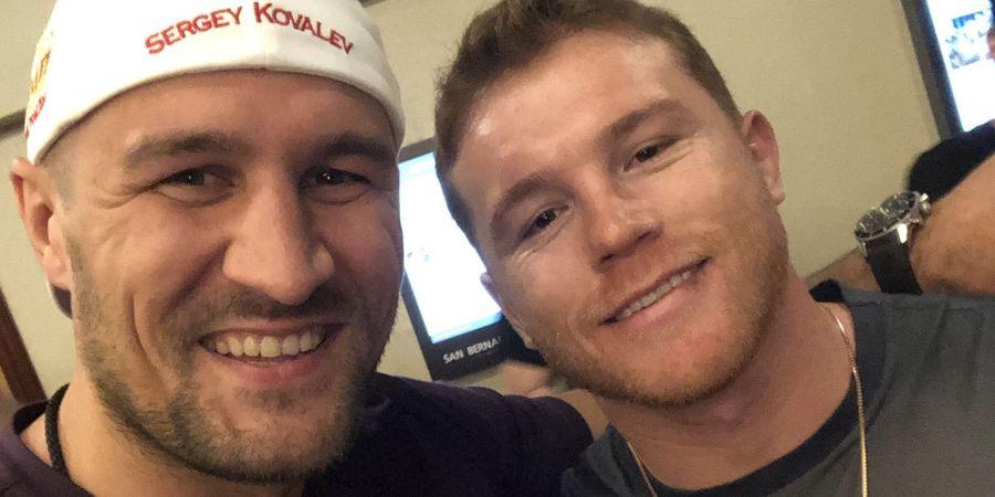Termakan Usia, Sergey Kovalev Mengaku Keletihan Setelah Ronde 6