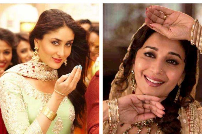 Sederet aktris Bollywood penari terbaik sepanjang masa