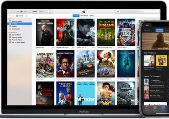 Daftar Lengkap Judul Film di iTunes Movies yang Mendapat Diskon