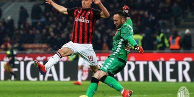 Napoli Akan Permanenkan Ospina Meski Tak Dijadikan Pilihan Utama