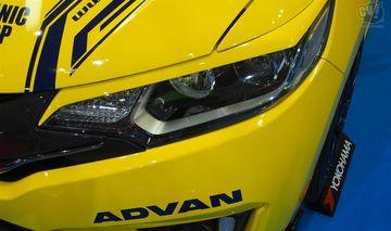 Inspirasi Modif Honda Jazz Bergaya Racing Di Tokyo Auto Salon 2018
