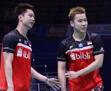 SEDANG BERLANGSUNG Live Streaming Badminton Asia Championships 2019 Minions Vs Wakil China!