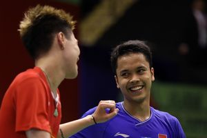 Live TVRI! Link Live Streaming Toyota Thailand Open 2021, Misi Revans Anthony Ginting atas Kekalahan Menyakitkan