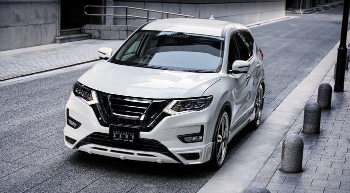 Nissan X-Trail ubahan M'z Speed