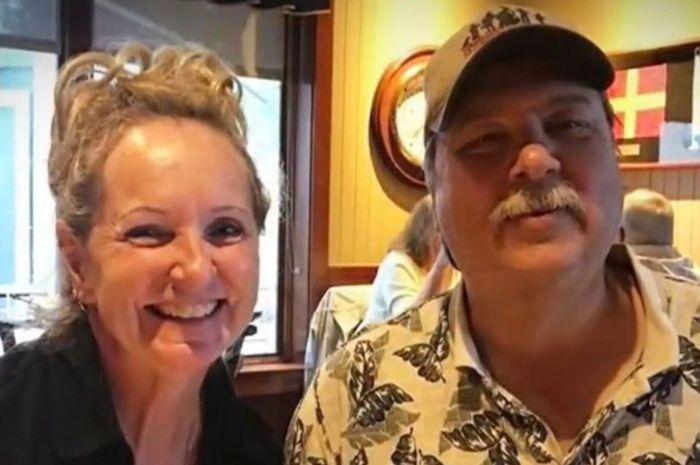 Mary Zeigler dan Bill Henrichs.
