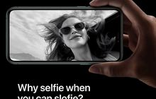 Apple Resmi Ajukan Permohonan Hak Paten untuk Istilah 'Slofie'