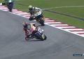 Hasil Latihan Resmi 1 Moto2 Malaysia, Dimas Ekky 1 Posisi di Bawah Adik Valentino Rossi
