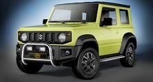 Bengkel Modifikasi ini Sudah Punya Aksesori Untuk Suzuki Jimny Terbaru