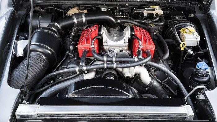 Mesin Land Rover Defender garapan Ares Design