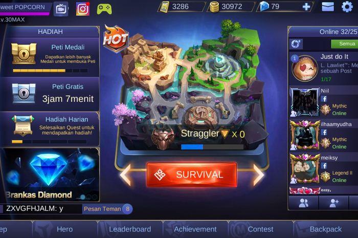 47 Koleksi Gambar Rank Di Mobile Legends HD