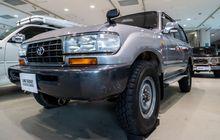 Toyota Land Cruiser VX, Meski Berumur Harga Nggak Mau Kendur