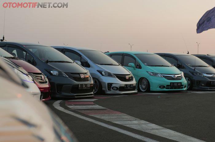 Ilustrasi Honda Freed