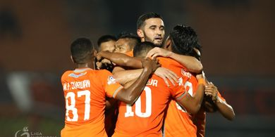 Borneo FC Siap Cegah Ambisi Madura United Raih Angka di Kandangnya