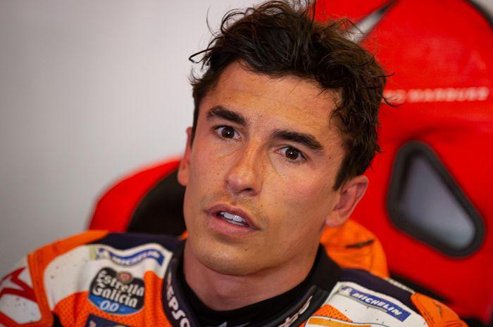 Saat merasa tak lagi kompetitif di MotoGP, Marc Marquez merasa lebih abik tinggal di rumah (pensiun)