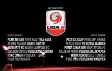Bulan Maret Berakhir, 7 Laga Big Match Liga 2 2020 Terlewatkan Akibat Virus Corona