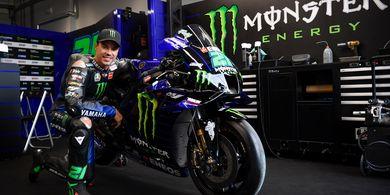 Resmi Bela Monster Energy Yamaha, Begini Komentar Franco Morbidelli