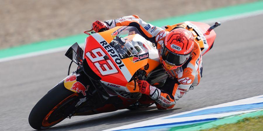 MotoGP Spanyol 2021 - Otot Marc Marquez Bermasalah, Cederanya Kambuh?