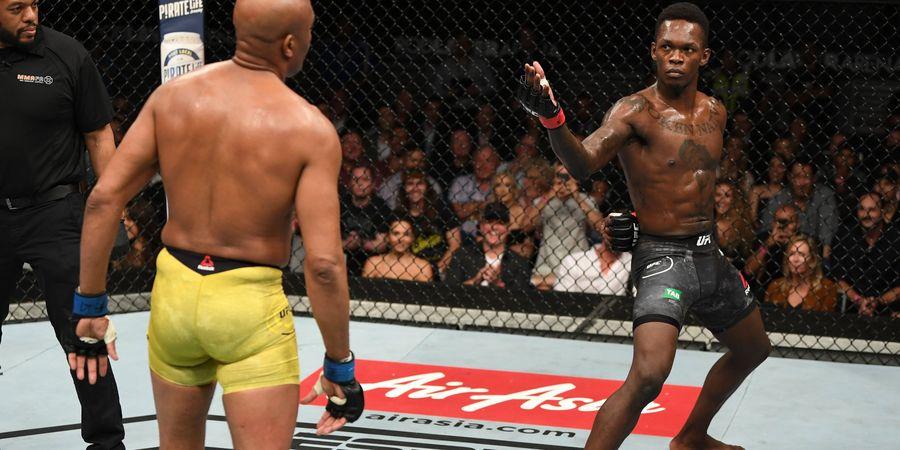 Demi Kubur Paulo Costa pada UFC 253, Israel Adesanya Sampai Bawa-bawa Bruce Lee