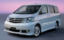 Otoseken: Toyota Alphard Generasi Pertama, Kini di Kisaran Rp 200 Juta