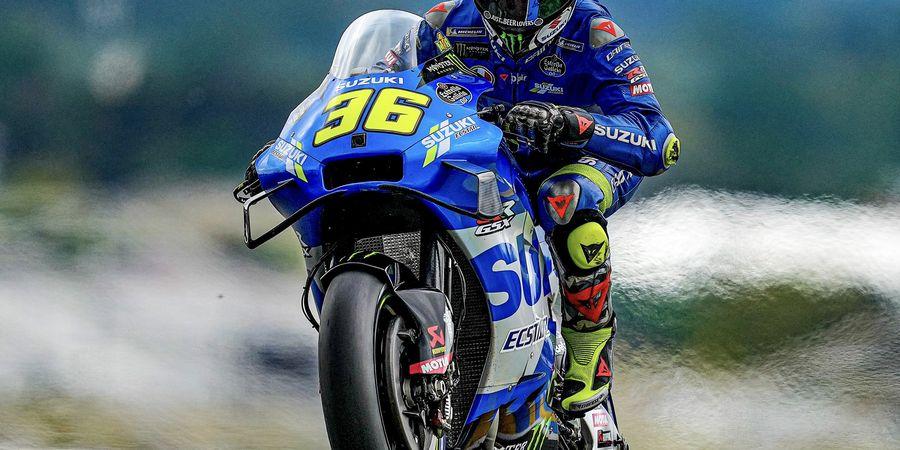 Ducati dan Yamaha Unggul di Mugello, Joan Mir Yakin Menang karena Kisah Magis Rekan Setim