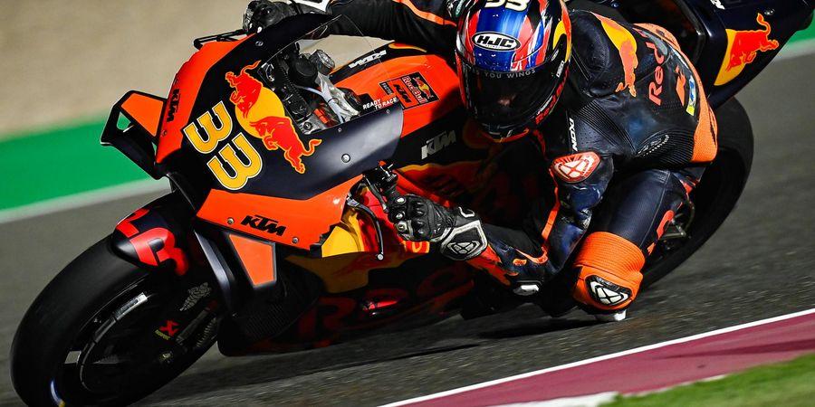 Melempem di Seri Pembuka MotoGP 2021, KTM Tutup Gerbang Bikin Tim Ketiga