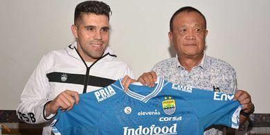 Persib Bandung Ternyata Sudah Incar Fabiano Beltrame Sejak Lama