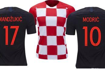 "Alasan Mengapa Nama Pemain Kroasia Banyak yang Berakhiran ""IC"""