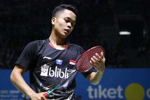 Hasil China Open 2019 - Anthony Sempat Kalah Start, Wahyu/Ade Menang Straight Game