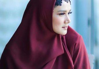 Mantap Berhijrah, Begini Penampilan Mulan Jameela Berbusana Syar'i!