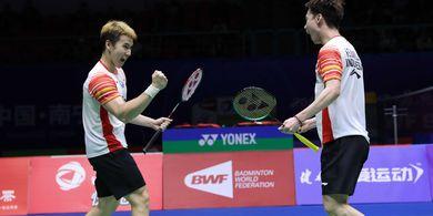 Indonesia Open 2019 - Menang Mulus, Marcus/Kevin Bermain Lebih Baik