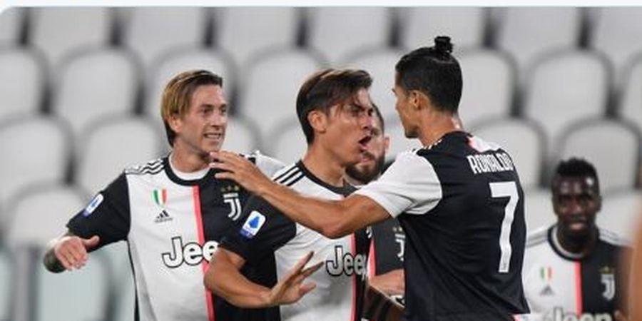 Hasil dan Klasemen Liga Italia - Cristiano Ronaldo Dikit Lagi Raja Penalti, Juventus Jaya