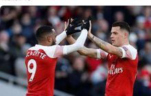 Arsenal Vs Manchester United - 5 Hal Menarik dari Kekalahan Perdana Solskjaer
