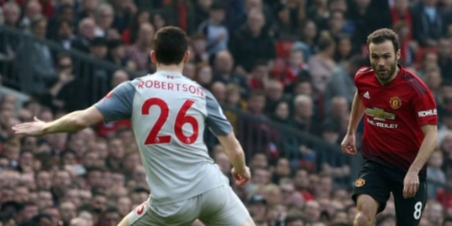 4 Pemain Cedera Saat Manchester United Vs Liverpool Berjalan 43 Menit